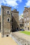 Башня драгоценности, Вестминстер, Лондон Стоковое Изображение