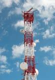 башня радиосвязей Стоковая Фотография RF
