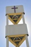 башня радиосвязи скрытности Стоковое Изображение