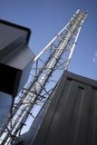 башня радиосвязи Стоковые Фотографии RF