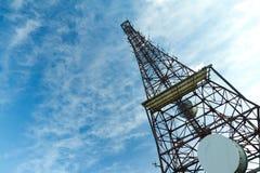 башня радио Стоковые Изображения