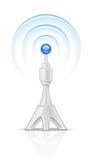 башня радио бесплатная иллюстрация