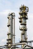 Башня рафинадного завода Стоковые Изображения