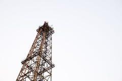 Башня рафинадного завода Стоковое Изображение RF