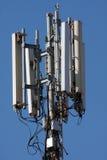 Башня радиосвязей Стоковая Фотография
