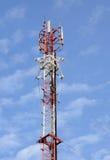 Башня Telecomunication Стоковые Изображения RF