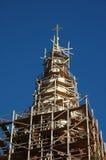 башня реновации церков Стоковые Изображения