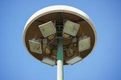 Башня репроекторов Стоковая Фотография RF