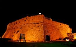 Башня Родос St. Николас, Греции Стоковое фото RF