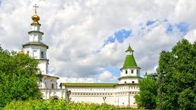 башня России скита Иерусалима новая Стоковые Изображения
