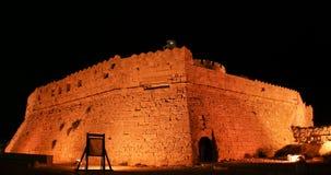 Башня Родоса St Nicholas, Греции Стоковая Фотография