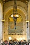 Башня сберегательного банка Williamsburgh - Бруклин, Нью-Йорк Стоковая Фотография