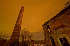 Башня светлой картины старая стоковое изображение rf
