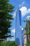 Башня свободы Нью-Йорка Стоковое фото RF