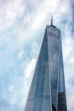Башня свободы Нью-Йорка стоковое изображение rf