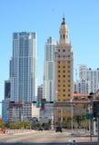 башня свободы Стоковое фото RF