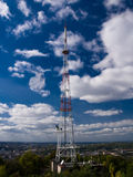 башня связей Стоковые Изображения RF
