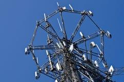 башня связей Стоковое фото RF