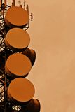 башня связей Стоковая Фотография