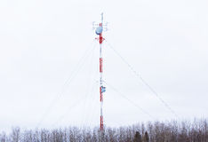 Башня связей Стоковые Фотографии RF