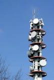 башня связи Стоковое Изображение RF