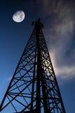 башня связи Стоковое Фото