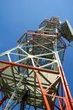 башня связи Стоковое Изображение