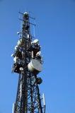 башня связи Стоковое фото RF