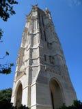 башня святой jacques paris Стоковая Фотография