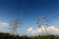 Башня силы стоковое изображение rf