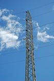 башня силы Стоковые Изображения RF