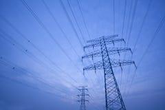 Башня силы стоковое фото