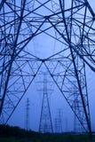 Башня силы стоковые фотографии rf