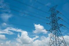 Башня силы Стоковые Фото