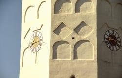 башня скита Стоковые Изображения