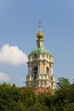 башня скита novospassky Стоковые Фотографии RF