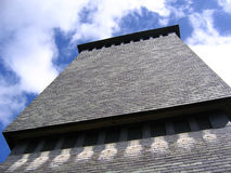 башня собора колокола самомоднейшая Стоковые Фото