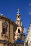 башня собора колокола Стоковое фото RF