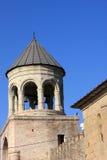 башня собора enceinte Стоковое Фото