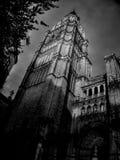 Башня собора Toledo (Испания) Стоковая Фотография