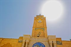 Башня собора Vank Стоковые Изображения
