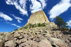 башня соотечественника памятника дьяволов Стоковые Фото