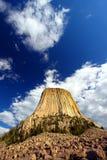 башня соотечественника памятника дьяволов Стоковое Фото