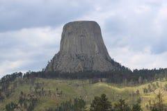 башня соотечественника памятника дьяволов Стоковая Фотография