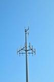 башня сотового телефона антенны Стоковые Изображения