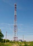башня сотового телефона Стоковые Изображения RF
