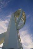 Башня спинакера Стоковое Изображение
