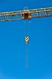 башня стали крюка крана Стоковая Фотография RF