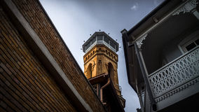 Башня, старый Тбилиси Стоковые Изображения RF