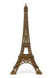 башня сувенира eiffel стоковые изображения rf